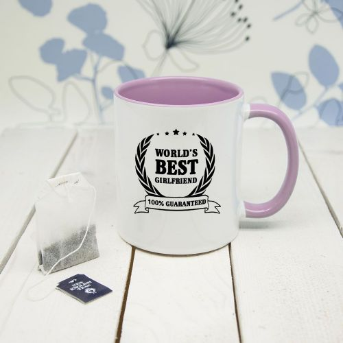 World's Best Girlfriend Mug